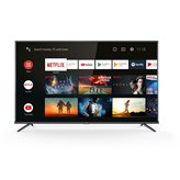 LED TV 43'' TCL 43EP660, Smart TV, 4K UHD, DVB-T2/C/S2, HDMI, Wi-Fi, USB, bluetooth, energetska klasa A