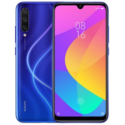 "Smartphone XIAOMI Mi A3, 6"", 4GB, 128GB, Android One, plavi"
