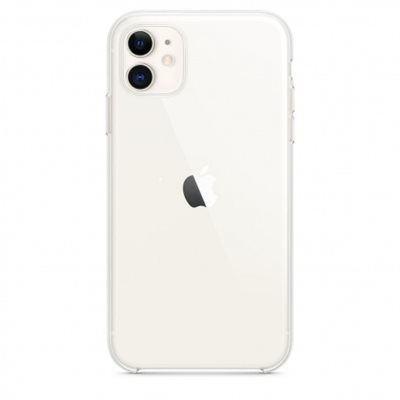Futrola APPLE Clear Case, za IPHONE 11, prozirna