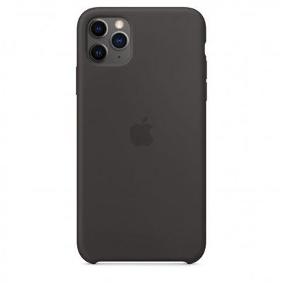 Futrola APPLE Silicone Case, za IPHONE 11 Pro Max, crna