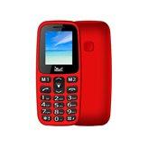 Mobitel MEANIT Veteran I, Dual SIM, crveni
