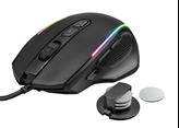 Miš TRUST GXT 165 Celox RGB, 23092, optički, 10000dpi, crni