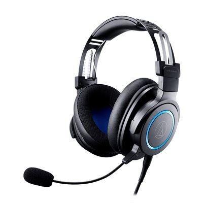 Slušalice AUDIO-TECHNICA Gaming ATH-G1, crne