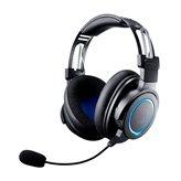 Slušalice AUDIO-TECHNICA Wireless Gaming ATH-G1WL, WiFi, crne