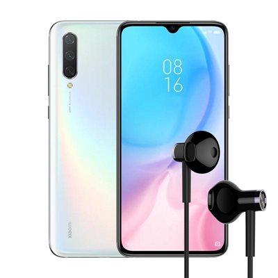 """Smartphone XIAOMI Mi 9 Lite, 6.39"""", 6GB, 64GB, Android 9.0, bijeli + poklon slušalice"""
