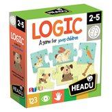 Slagalica HEADU Logic, igra logike, 36 komada