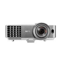 Projektor DLP, BENQ MW632ST, 1280x800, 3200 ANSI lumena, 13000:1, HDMI, D-Sub, sivi