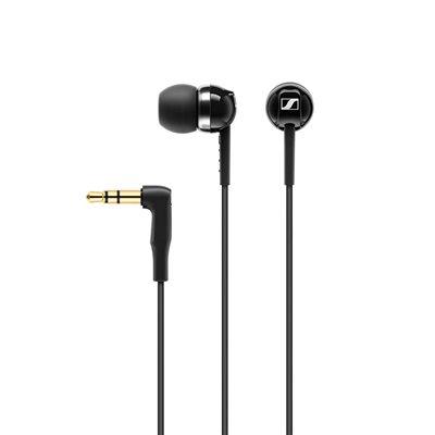 Slušalice SENNHEISER CX 100, in-ear, crne