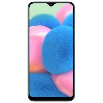 """Smartphone SAMSUNG Galaxy A30s A307F, 6.4"""", 4GB, 64GB, Android 9.0, zeleni"""