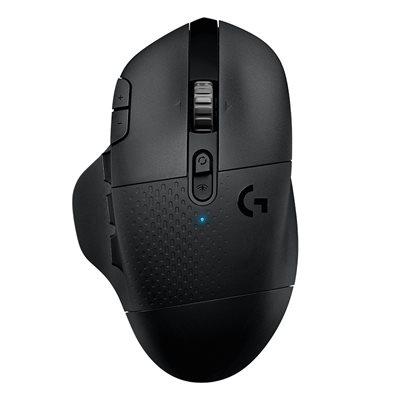 Miš LOGITECH G604 Lightspeed, Gaming, optički, bežični, 16000dpi, crni, USB