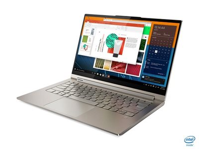"Prijenosno računalo LENOVO Yoga C740 81TC0034SC / Core i7 10510U, 16GB, 512GB SSD, HD Graphics, 14"" IPS Touch FHD, Windows 10, sivo"