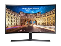 """Monitor 27"""" LED SAMSUNG LC27F398FWUXEN, 4ms, 250cd/m2, 3.000:1, Curved, crni"""