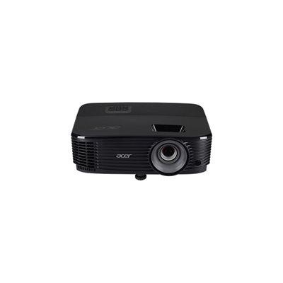 Projektor DLP, ACER X1323WH, 1280x800, 3700 ANSI lumena, 20000:1, USB, crni