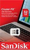 Memorija USB 2.0 FLASH DRIVE, 32 GB, SANDISK Cruzer Fit, SDCZ33-032G-G35, crna