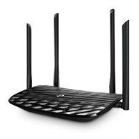 Router TP-LINK Archer A6, AC1200, 802.11a/b/g/n/ac, MU-MIMO, 4x 10/100/1000 LAN + WAN, 4 antene, bežični