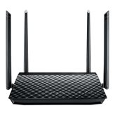 Wireless router ASUS RT-AC57U, AC1200 DualBand, WAN 1-port, Gigabit 4-port, 4x antena, bežični