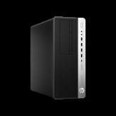 Računalo HP EliteDesk 800 G5 7QM90EA / Core i7 9700, DVDRW, 8GB, 256GB SSD, HD Graphics, Windows 10 Pro, crno, miš, tipkovnica