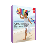 Elektronička licenca ADOBE, Premiere Elements 2020 WIN/MAC IE, trajna licenca