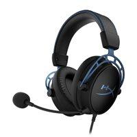 Slušalice HyperX Cloud Alpha S Gaming, HX-HSCAS-BL/WW, crno-plave