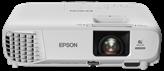 Projektor EPSON EB-U05, 3LCD, 3400lumen, Full HD 1920*1200, 15000:1, WiFi opcija, 2,8 kg, USB 2.0, VGA ulaz, HDMI ulaz24 mj