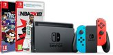 Igraća konzola NINTENDO Switch, Red & Blue Joy-Con HAD, NBA 2K18, South Park Fractured But Whole