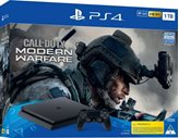 Igraća konzola SONY PlayStation 4, 1000GB, F Chassis, crna + Call of Duty: Modern Warfare 2019