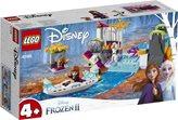 LEGO 41165 Disney, Ana na ekspediciji kanuom
