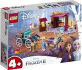 LEGO 41166 Disney, Elza u postolovini kolima