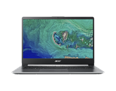 "Prijenosno računalo ACER Swift 1 NX.GXUEX.023 / Pentium N5000, 8GB, 256GB SSD, HD Graphics, 14"" IPS FHD, Linux, srebrno"