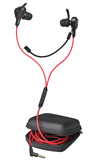 Slušalice TRUST GXT 408 Cobra, Gaming, crno-crvene