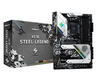 Matična ploča ASROCK X570 Steel Legend, AMD X570, DDR4, ATX, s. AM4