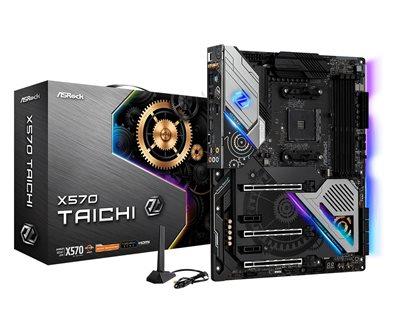 Matična ploča ASROCK X570 Taichi, AMD X570, DDR4, ATX, s. AM4