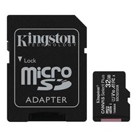 Memorijska kartica KINGSTON Canvas Select Plus Micro SDCS2/32GB, SDHC 32GB, Class 10 UHS-I + adapter