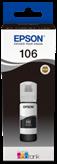 Tinta za EPSON 106, za L7160/7180, foto crna