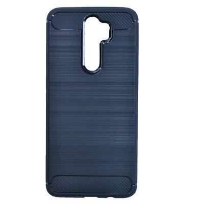 Futrola MAXMOBILE TPU, za XIAOMI Redmi Note 8 Pro, carbon fiber, crna