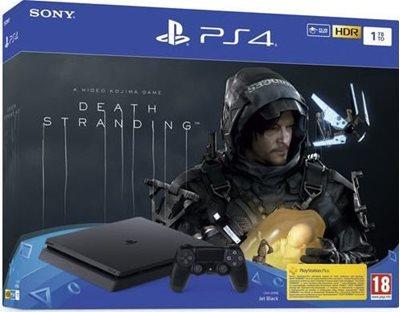Igraća konzola SONY PlayStation 4, 1000GB, F Chassis + Death Stranding