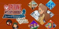 Igra za NINTENDO Switch, Layton's Mystery Journey Katrielle and The Millionaires Conspiracy Deluxe