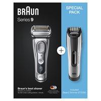 Brijač BRAUN 9350VS + Trimer BT 5090 - PROMO