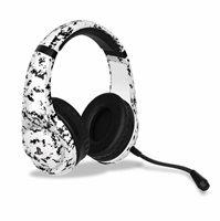 Slušalice 4GAMERS PRO4-70 Camo Arctic, za PS4, bijele s uzorkom