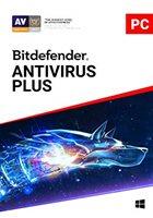 BITDEFENDER Antivirus Plus 2020, godišnja pretplata za 3 korisnika, retail