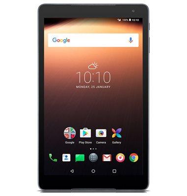 "Tablet ALCATEL A3, 10.1"", 2GB, 16GB, 4G/LTE, Android 7.0, crni"