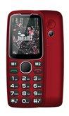 Mobitel MEANIT Senior 10, crveni