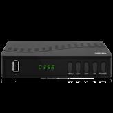 TV tuner DENVER DTB-141, DVB-T2, SCART, HDMI, LAN, zemaljski