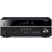 AV Bundle radio pojačalo YAMAHA RX-V485 BL+ zvučnici DALI OBERON 1 BL