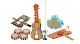 Elektronički set MAKEBLOCK Neuron Artist set, STEM edukacijski set za djecu