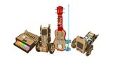 Elektronički set MAKEBLOCK Neuron Explorer set, STEM edukacijski set za djecu