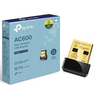 Mrežna kartica adapter USB2.0, TP-LINK Archer T2U Nano AC-600, 802.11b/g/n/ac, za bežičnu mrežu