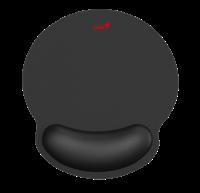 Podloga za miš GENIUS G-WMP 100, sa naslonom za dlan, crna