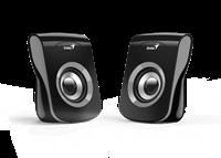 Zvučnici GENIUS SP-Q180, 2.0, USB, 6W, crni