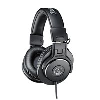 Audio slušalice AUDIO-TECHNICA ATH-M30x, crne